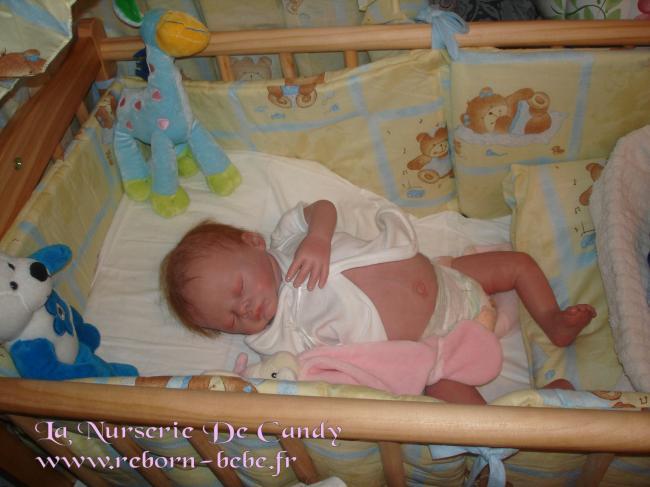 Bebe reborn fille : lilou