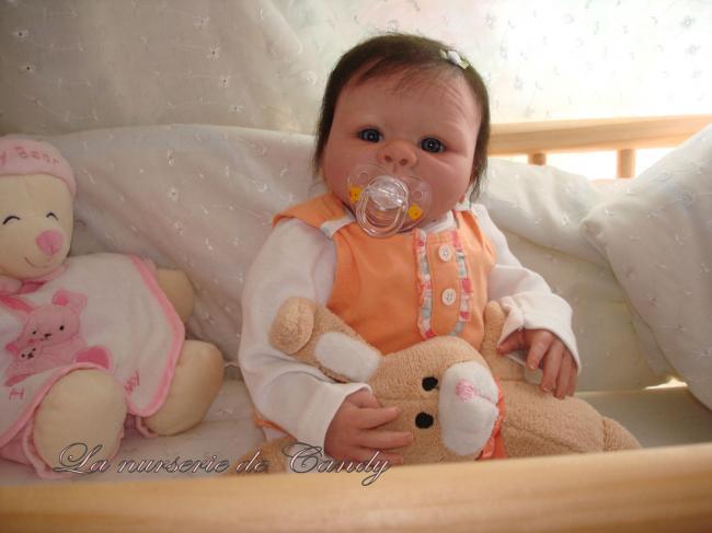bebe reborn fille amelia. Black Bedroom Furniture Sets. Home Design Ideas