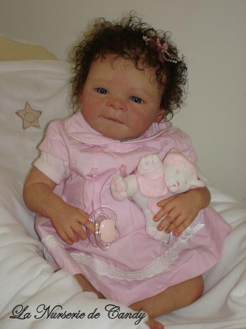 nurserie de bébé reborn